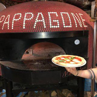Logo de la société Pizzeria Pappagone