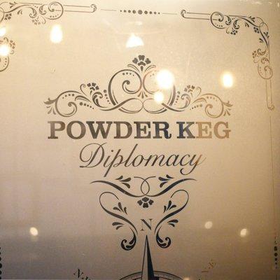 Logo de la société Powderkeg
