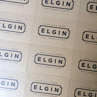 Logo de la société The Elgin