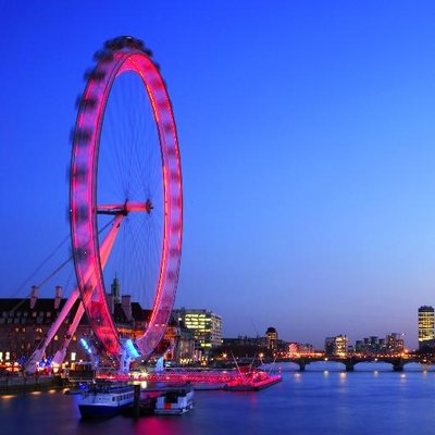 Logo de la société London Eye