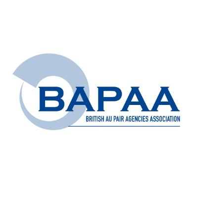 Logo de la société British Au Pair Agencies Association (BAPAA)