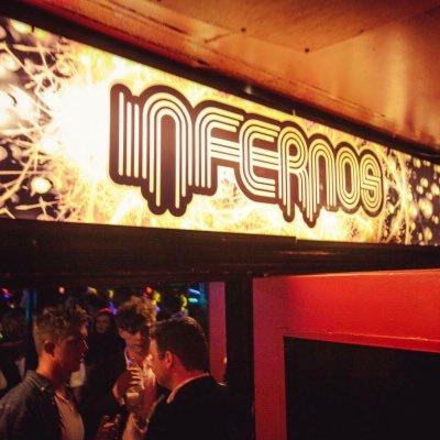 Logo de la société Infernos Nightclub