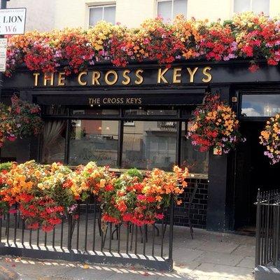 Logo de la société The Cross Keys