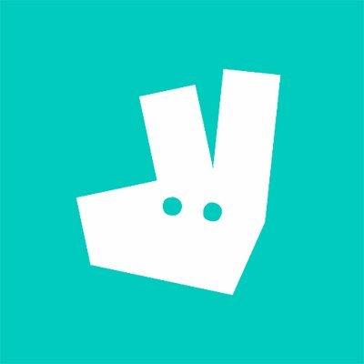 Logo de la société Deliveroo