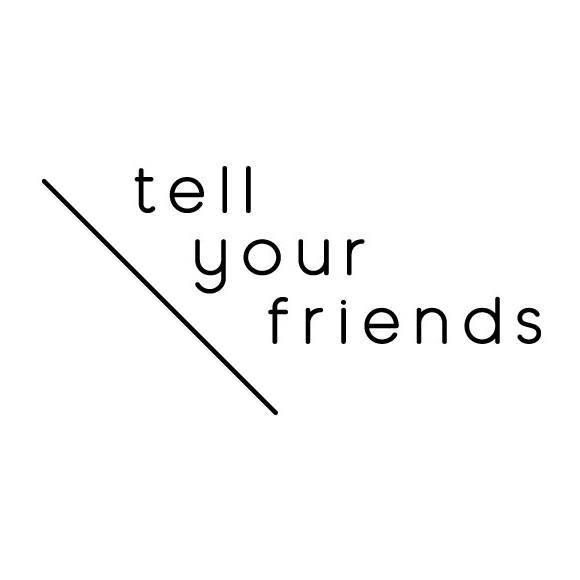 Logo de la société Tell Your Friends