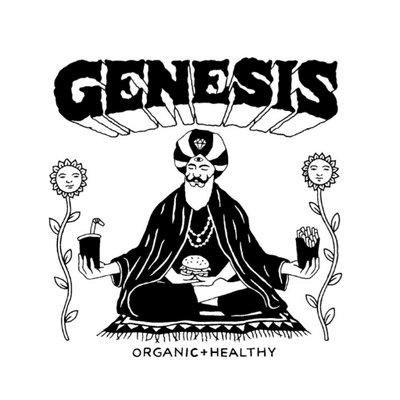 Logo de la société Genesis