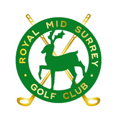 Logo de la société Royal Mid-Surrey Golf Club
