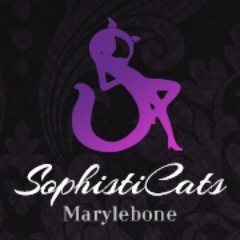 Logo de la société SophistiCats - Top Strip Club