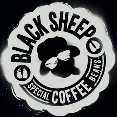 Logo de la société Black Sheep Coffee