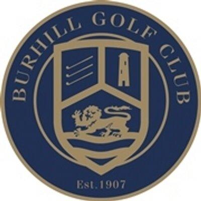 Logo de la société Burhill Golf Club