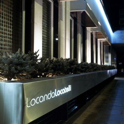 Logo de la société Locanda Locatelli