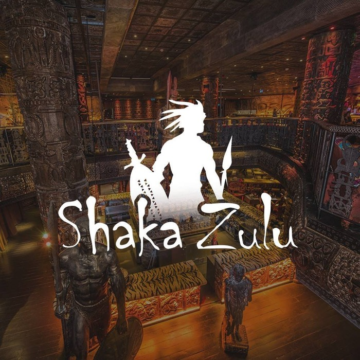 Logo de la société Shaka Zulu