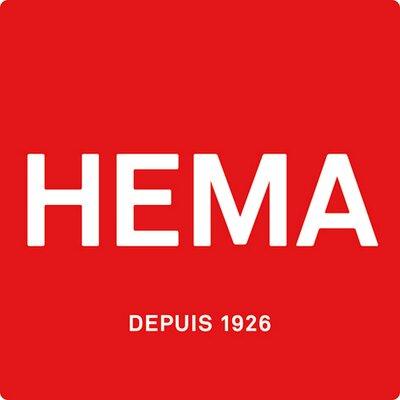 Logo de la société HEMA