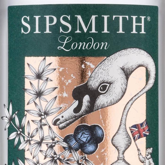 Logo de la société Sipsmith