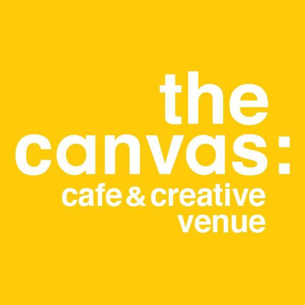 Logo de la société The Canvas: Cafe & Creative Venue