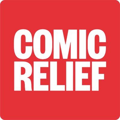 Logo de la société Comic Relief