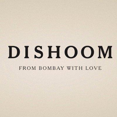 Logo de la société Dishoom