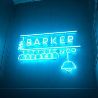 Logo de la société WM Barker & Co