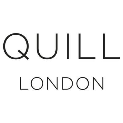 Logo de la société Quill London