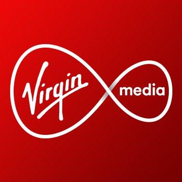 Logo de la société Virgin Media