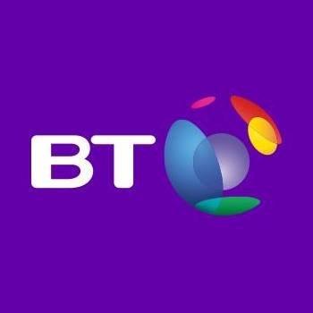 Logo de la société BT