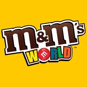 Logo de la société M&M'S® World