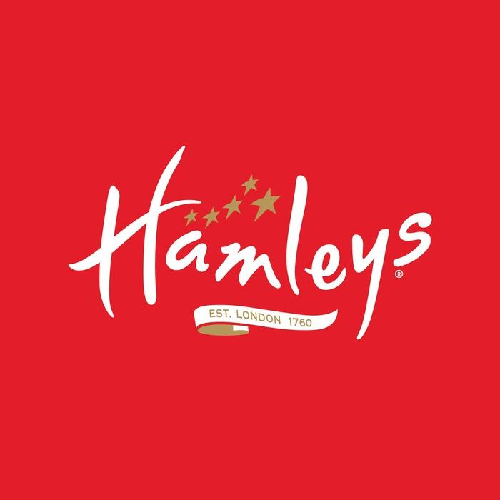 Logo de la société Hamleys