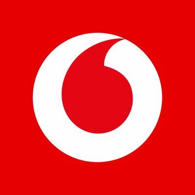 Logo de la société Vodafone