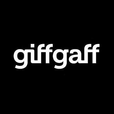 Logo de la société giffgaff