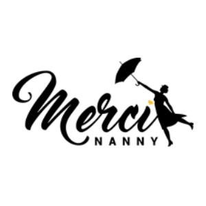 Logo de la société Merci Nanny