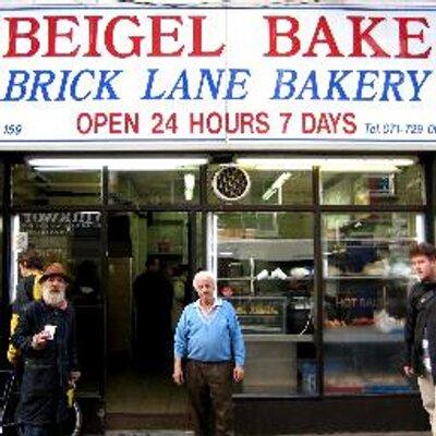 Logo de la société Beigel Bake