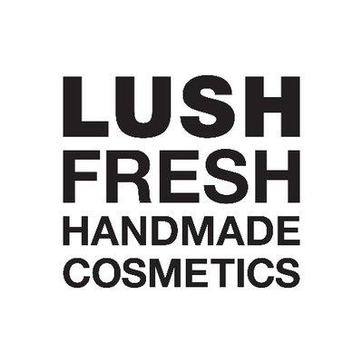 Logo de la société Lush