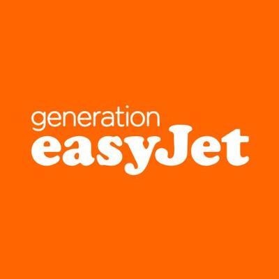 Logo de la société easyJet