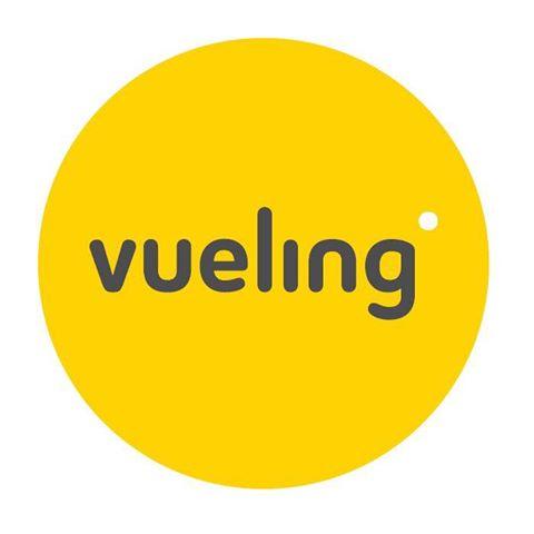 Logo de la société Vueling