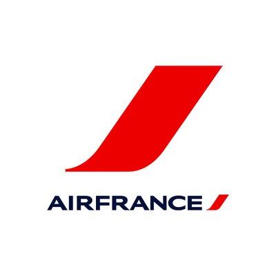 Logo de la société Air France
