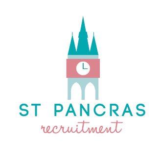 Logo de la société St Pancras Recruitment