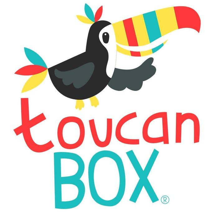 Logo de la société toucanBox