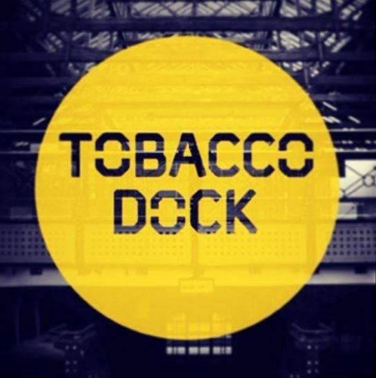 Logo de la société Tobacco Dock