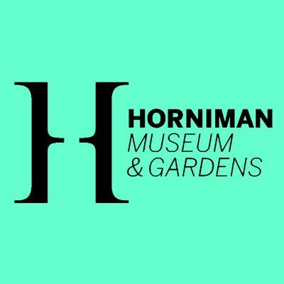 Logo de la société Horniman Museum and Gardens