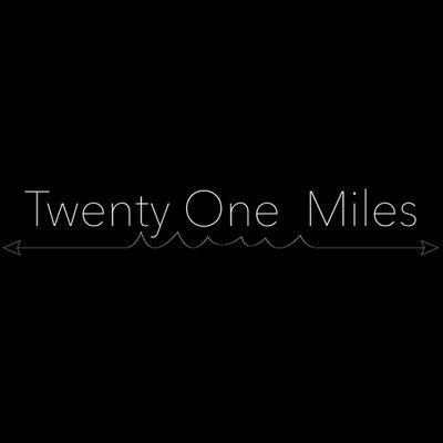 Logo de la société Twenty One Miles
