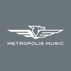 Logo de la société Metropolis Music