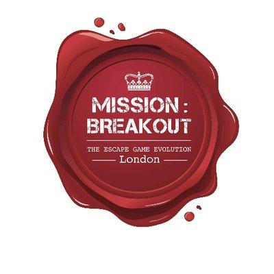Logo de la société Mission: Breakout
