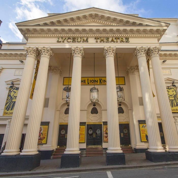 Logo de la société Lyceum Theatre