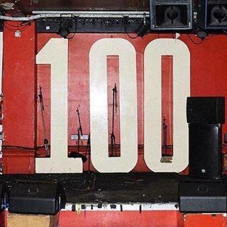 Logo de la société 100 Club