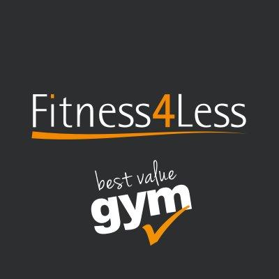 Logo de la société Fitness4Less