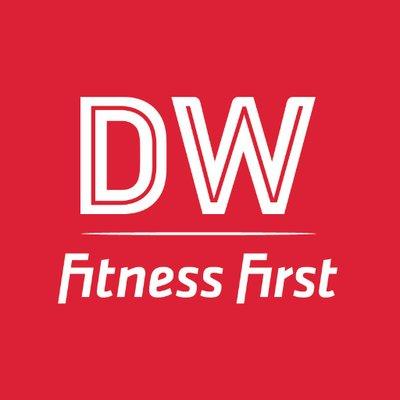 Logo de la société DW Fitness First