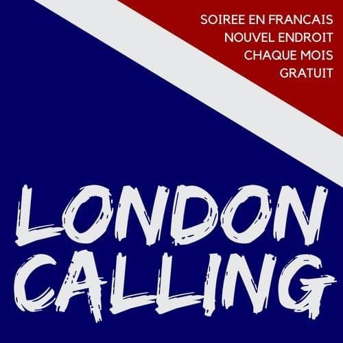 Logo de la société London Calling