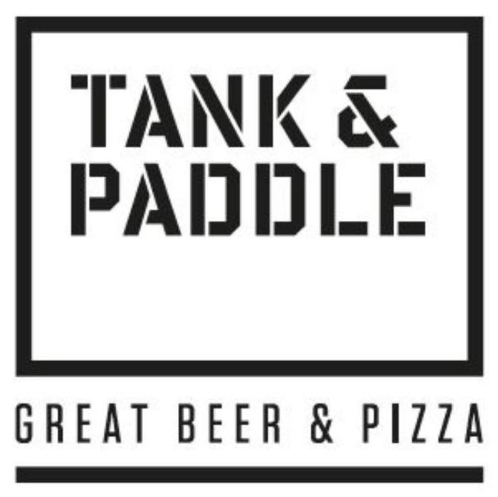 Logo de la société Tank & Paddle