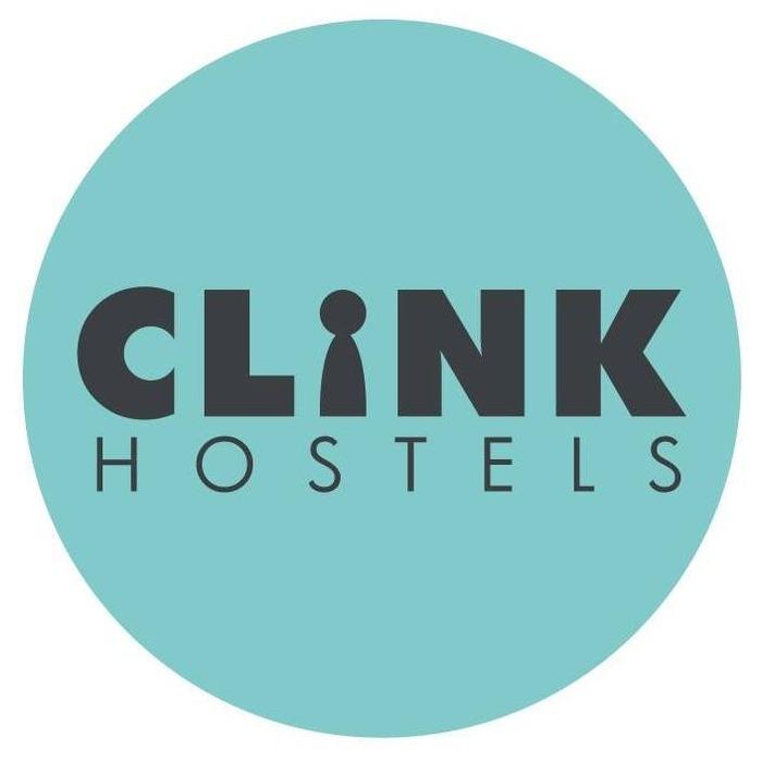 Logo de la société Clink Hostels