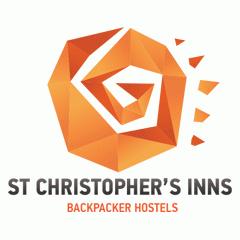 Logo de la société St Christopher's Inn